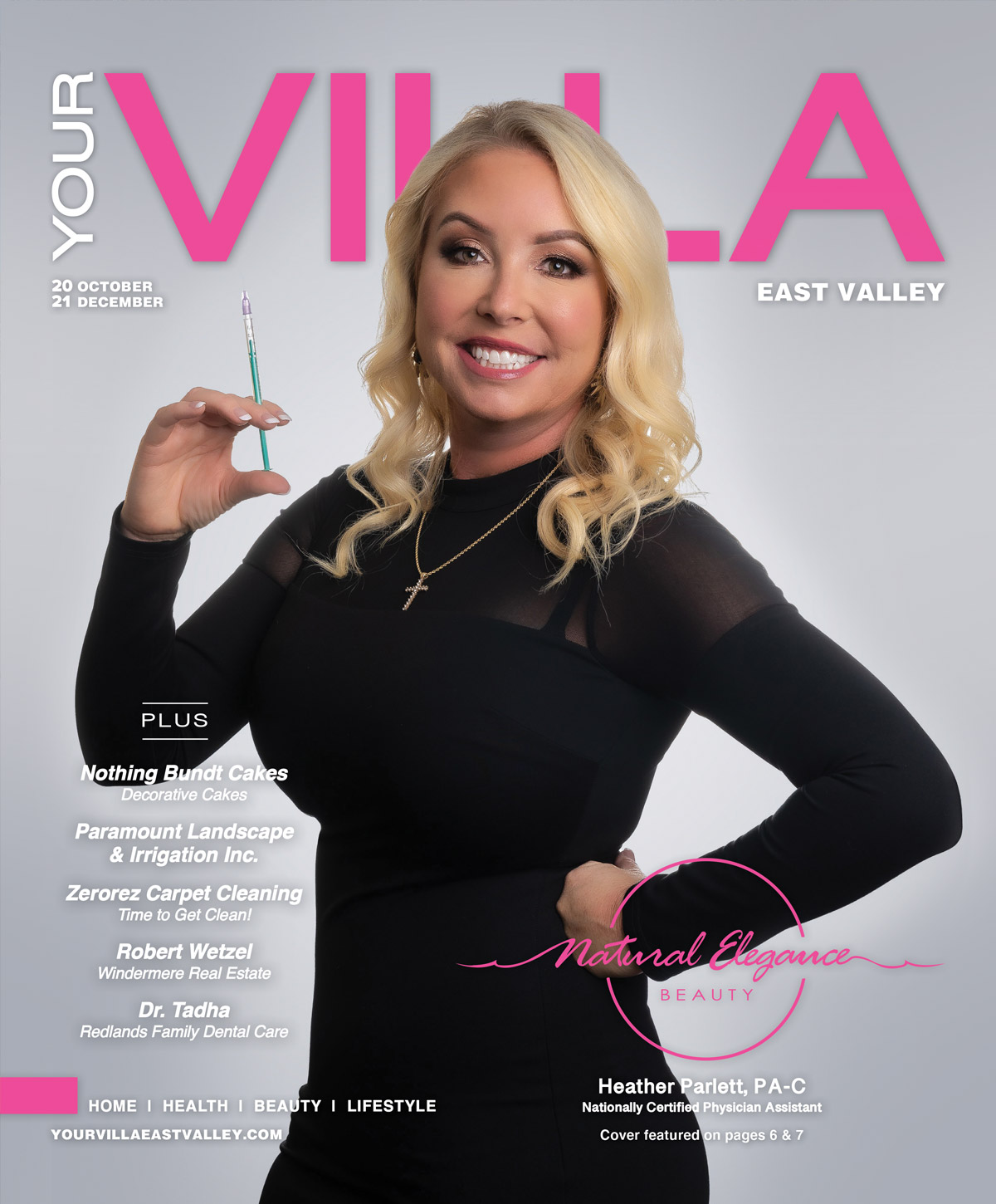 East Valley Cover