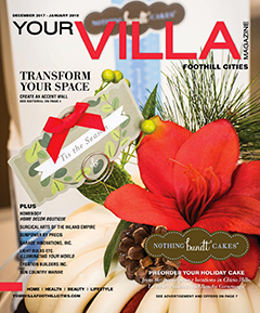 YourVilla Foothill Cities Magazines