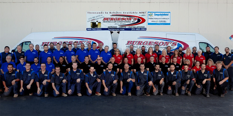 Burgeson's Heating & Air Conditioning, Inc. thumbnail image