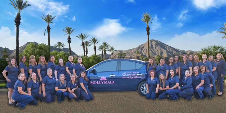 Molly Maid of Palm Springs  and The Desert — We're Maid for This! thumbnail image