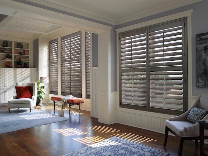 Custom Wood Shutters & Blinds thumbnail image