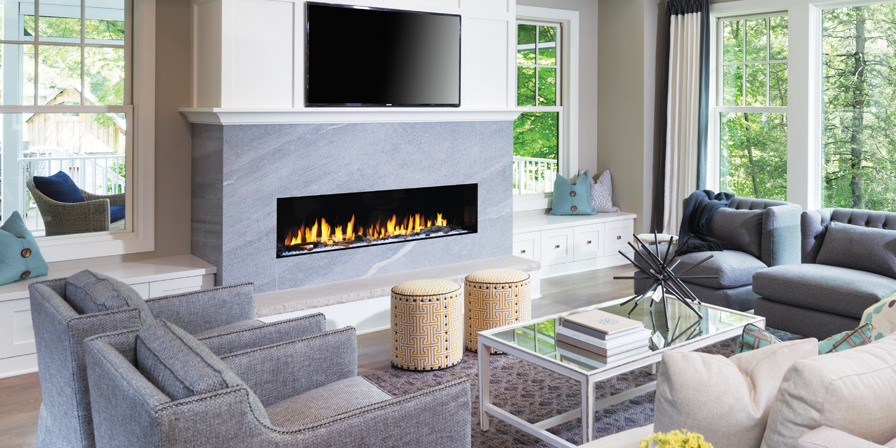 Bring On The Heat:  Fireplace Ideas To Keep You Warm thumbnail image