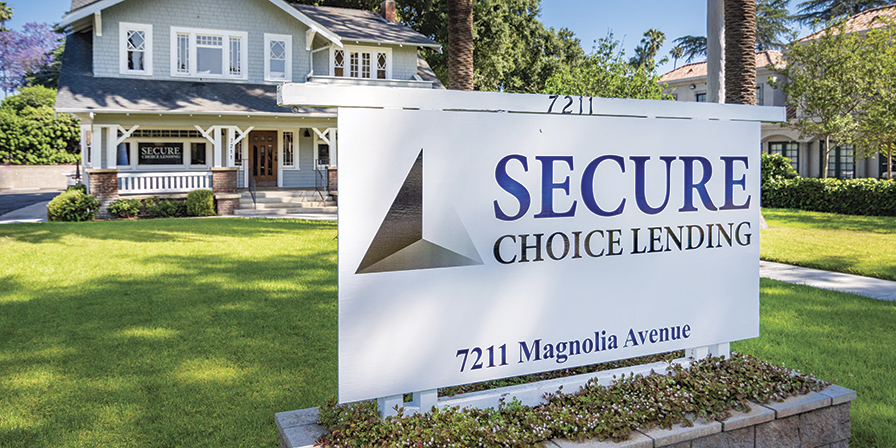 Secure Choice Lending Cover
